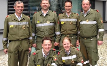 BFKdo. St. Veit/Glan: 6 neue Feuerwehrmaturanten