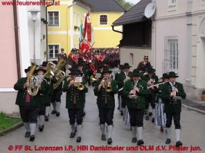 BFV Liezen, Paltental: Florianitag in St. Lorenzen i.P.