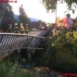 BFV Liezen, Paltental: Verkehrsunfall Höhe Strechau/Rottenmann 3