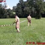 FF St. Georgen i.A.: Fund Schlangenhaut Abgottschlange (Boa Constrictor) 2