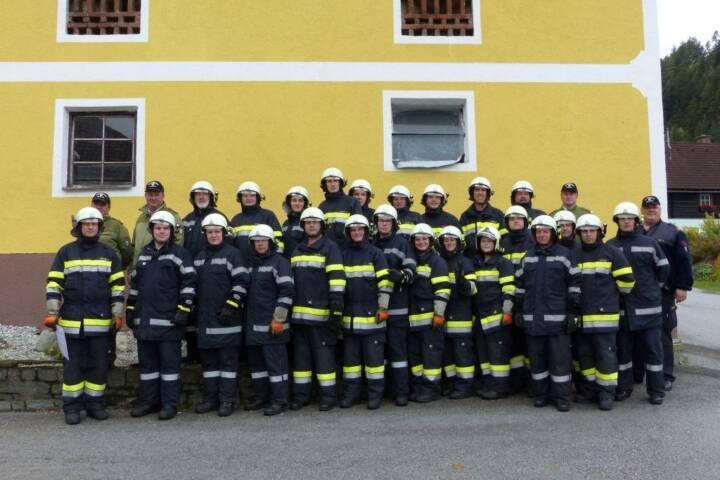 BFV Liezen, Paltental: Branddienst - Leistungsprüfung 1