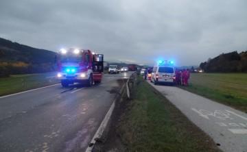 FF Althofen: Schwerer Verkehrsunfall – 9 verletzte Personen