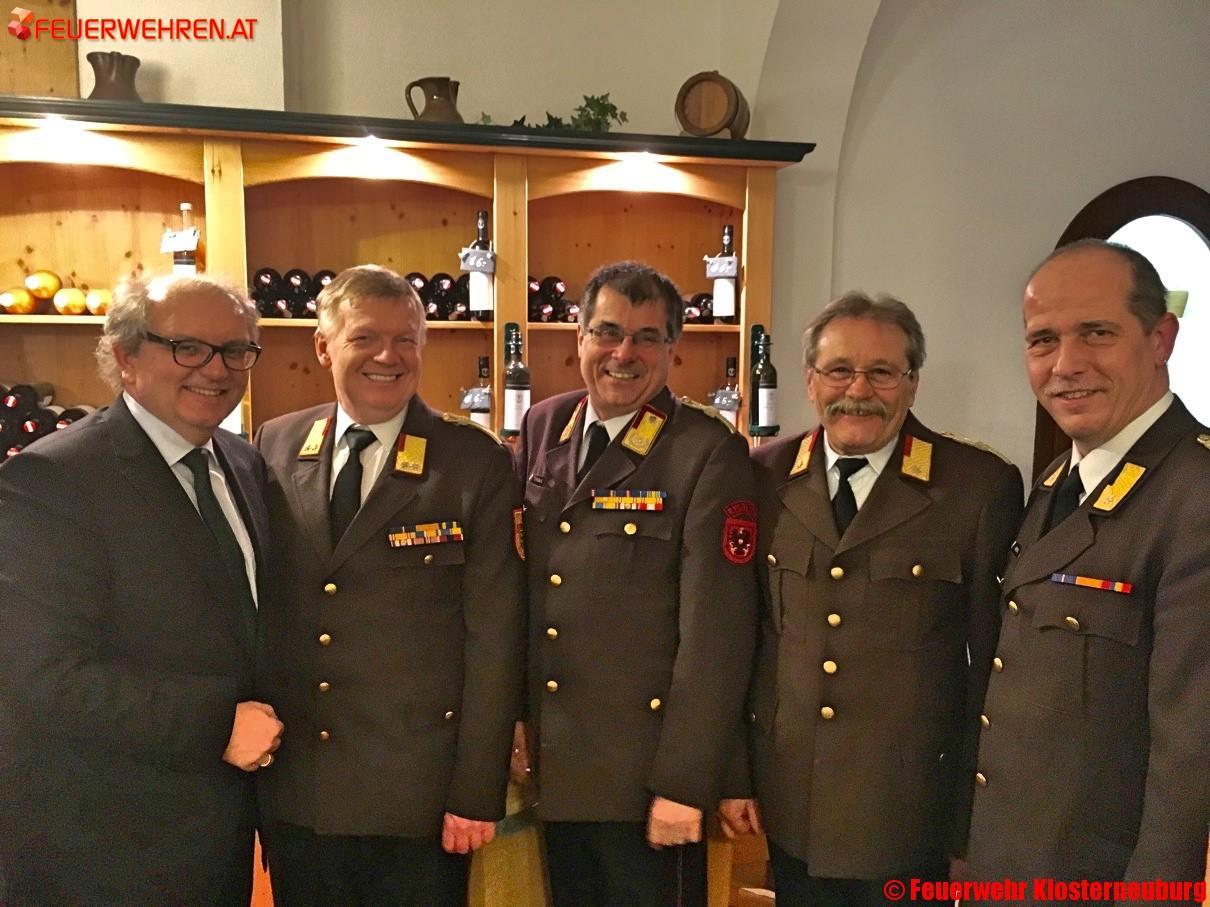 Feuerwehr Klosterneuburg