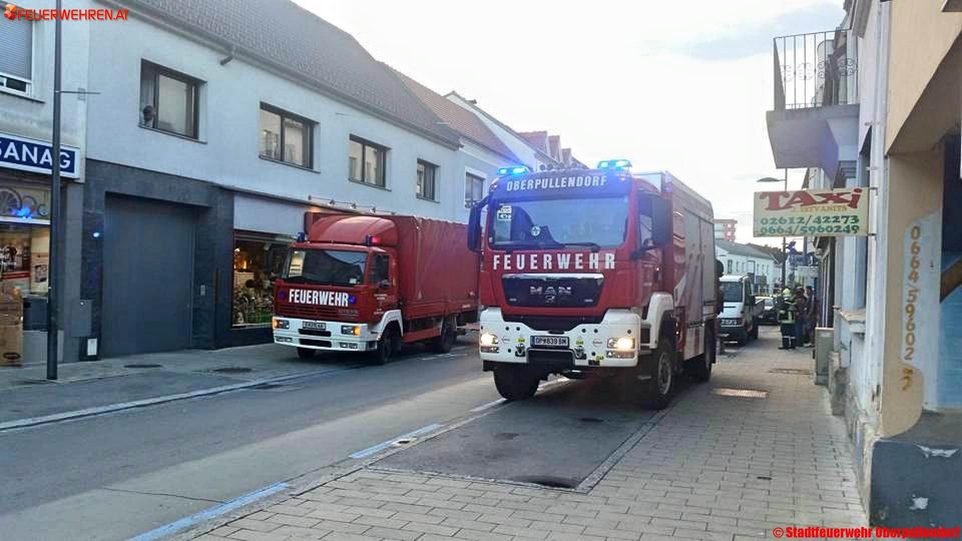 Stadtfeuerwehr Oberpullendorf