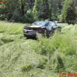 FF Mariazell: Mit 350 PS über Wiese in den Wald 1