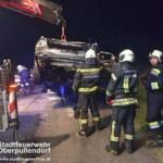 Garagenbrand in Villach fordert zwei Feuerwehren 1