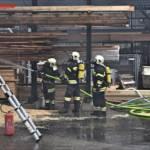 FF Althofen: Brand einer Hackschnitzelanlage 19