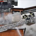 FF Althofen: Brand einer Hackschnitzelanlage 9
