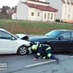 Stadtfeuerwehr Oberpullendorf: Verkehrsunfall auf der B50 3