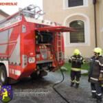 BF Wien: 38 Fahrzeuge und 180 Mann im Brandeinsatz 1