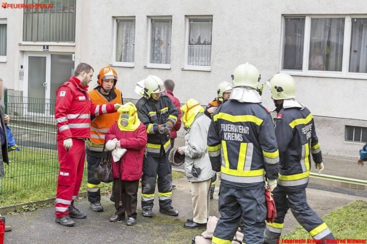 Feuerwehr Krems / Manfred Wimmer