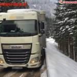 FF Mariazell: Neun Stunden Einsatz für einen LKW 6