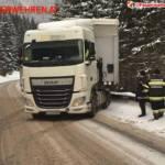 FF Mariazell: Neun Stunden Einsatz für einen LKW 4