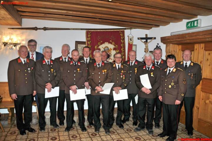 Stadtfeuerwehr Kitzbühel