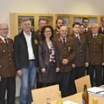 Stadtfeuerwehr Oberpullendorf: Jahreshauptversammlung 2016 4