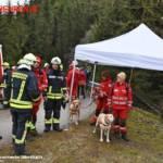 FF Biberbach: Großangelegte Einsatzübung von Feuerwehr und Rotem Kreuz 5