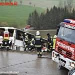 FF Biberbach: Großangelegte Einsatzübung von Feuerwehr und Rotem Kreuz 4