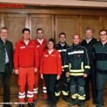 FF Biberbach: Großangelegte Einsatzübung von Feuerwehr und Rotem Kreuz 2