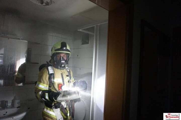 Vermeindlicher Brandmeldealarm stellte sich als scharfer Alarm heraus 1