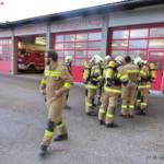 FF St. Georgen i.A.: Atemschutzübung Kirchturm 7