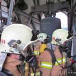 FF St. Georgen i.A.: Atemschutzübung Kirchturm 5