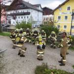 FF St. Georgen i.A.: Atemschutzübung Kirchturm 4