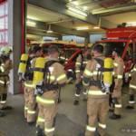 FF St. Georgen i.A.: Atemschutzübung Kirchturm 2