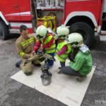 FF St. Georgen i.A.: Kindergarten bei der Feuerwehr 4