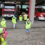 FF St. Georgen i.A.: Kindergarten bei der Feuerwehr 3