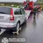 STF Oberpullendorf: Weiterer Verkehrsunfall auf der S31 3
