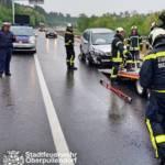 STF Oberpullendorf: Weiterer Verkehrsunfall auf der S31 2