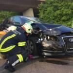 Fahrzeugweihe Schlauchanhänger FF Ternitz-Sieding 1