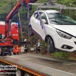 STF Oberpullendorf: Fahrzeugbergung nach Verkehrsunfall 3