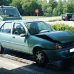Verkehrsunfall in Laab 2