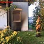 FF St. Georgen i.A.: Wohnhausbrand in Abtsdorf 8