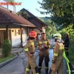 FF St. Georgen i.A.: Wohnhausbrand in Abtsdorf 7