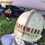 FF St. Georgen i.A.: Wohnhausbrand in Abtsdorf 5