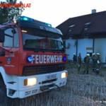 FF St. Georgen i.A.: Wohnhausbrand in Abtsdorf 4
