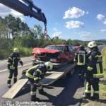 STF Oberpullendorf: Fahrzeugbergungen auf der S31 5