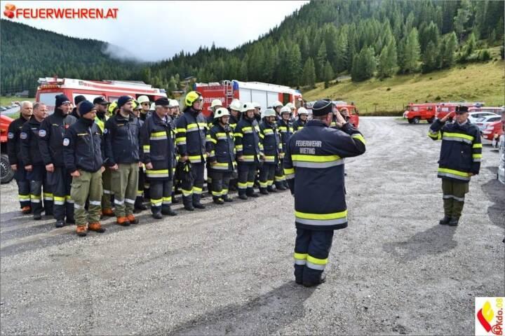 BFKdo. St.Veit/Glan: Katastrophenschutzübung 2017 1