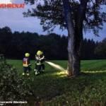BFKDO Hollabrunn: Explosion Einfamilienhaus 1