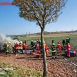 FF Trumau: Verkehrsunfall auf der L156 29