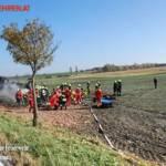 FF Trumau: Verkehrsunfall auf der L156 28
