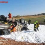 FF Trumau: Verkehrsunfall auf der L156 16