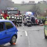 BFVDL: Schwerer Verkehrsunfall auf der B76 im Bereich Wies-Eibiswald 7