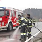BFVDL: Schwerer Verkehrsunfall auf der B76 im Bereich Wies-Eibiswald 3
