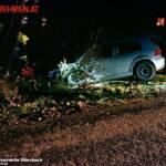 FF Biberbach: Glatteis sorgte für gefährliche Situation 9