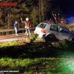 FF Biberbach: Glatteis sorgte für gefährliche Situation 8