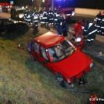 FF Gaweinstal: Verkehrsunfall A5 mit Menschenrettung 7