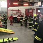 Beinahe-Zugunglück sorgt für stundenlangen Feuerwehreinsatz 1